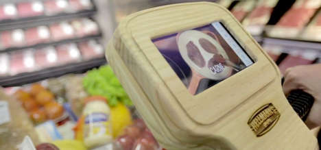 Recipe-Suggesting Shopping Carts - The 'Recipe Cart' Suggests Mayo-Infused Recipes as You Shop