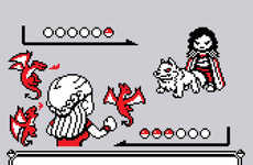 Fantasy Gamer Fusion Shirts - This Game of Thrones Shirt Re-creates Classic Pokémon Fights