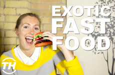 Exotic Fast Food - Jaime Neely Discusses Gourmet Burgers to Keep You Salivating