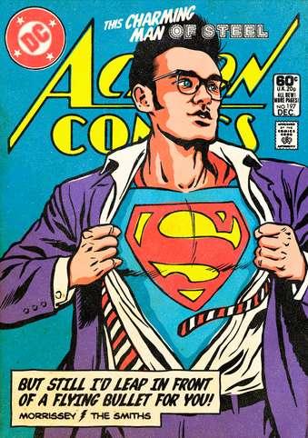 Punky Superhero Portraits