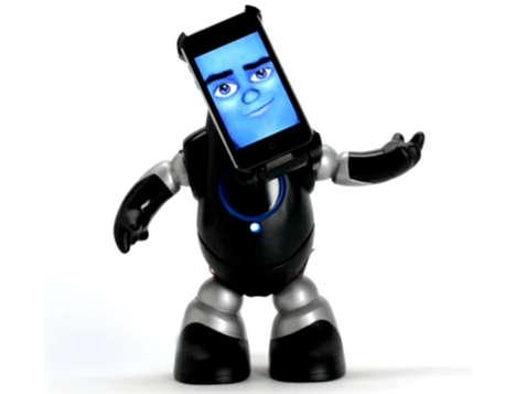 Advanced Robotic Morning Greetings