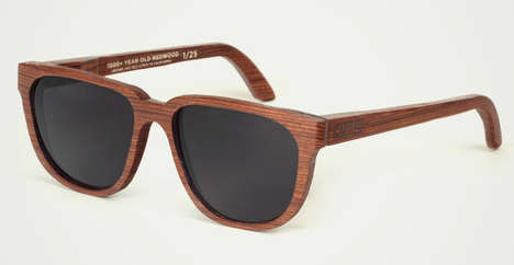 Seriously Old Sunglasses