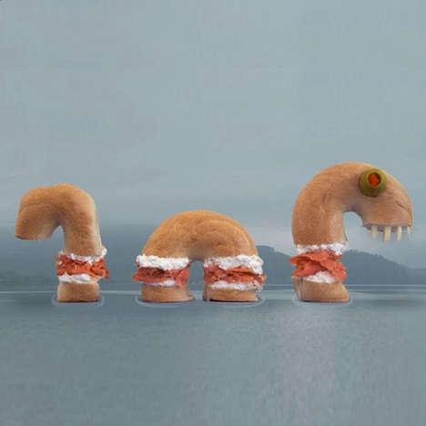 Hilarious Animalistic Hoagies