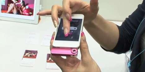 Smartphone Smell Senders