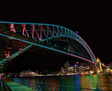 Visitor-Controlled Light Bridges