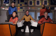 Sci-Fi Middle School Musicals - Trekkies Will Enjoy this Star Trek Middle School Musical