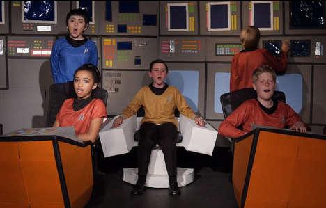 Sci-Fi Middle School Musicals