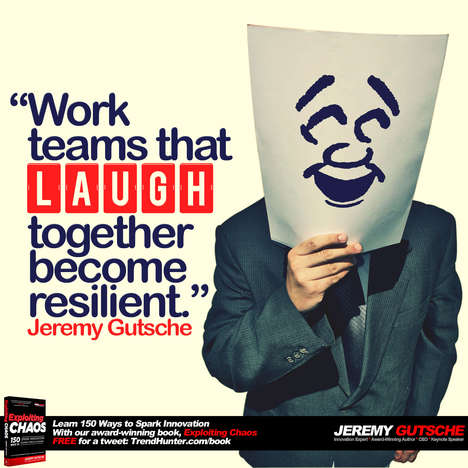 Laughter Builds Resilience