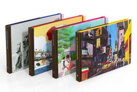 Custom Designer Travel Books