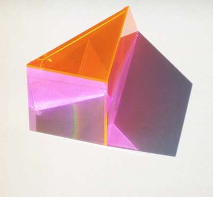 Crystallized Lucite Images