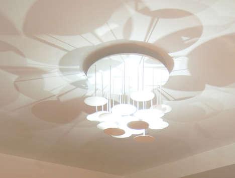 Lotus-Inspired Lighting