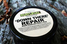 Uncomfortable Ailment Cures - Down There Repair by Sam's Natural Tackles a Taboo Topic for Guys
