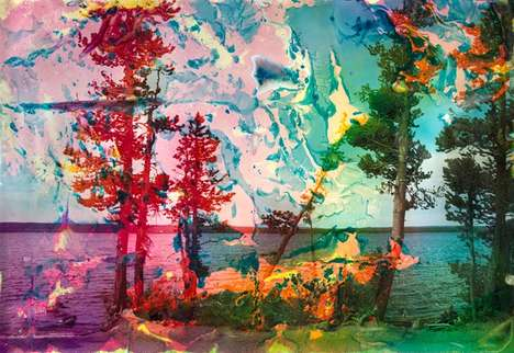 Submerged Landscape Portraits
