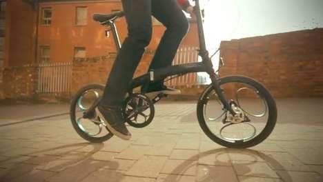 Uber-Cushioned Bike Wheels