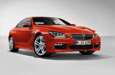 Family-Friendly Sports Cars - The M Edition BMW 6 Series Sport Vehicle is Ready for Adventure