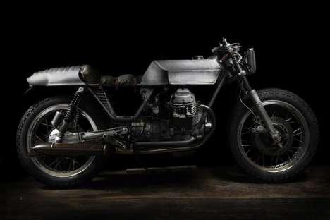 Custom Steampunk Motorcycles