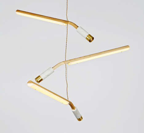Luxe Mobile Lamps