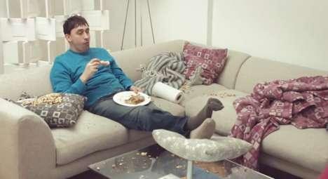 Comical Couch Potato Commercials