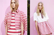 Playfully Patterned Fashion