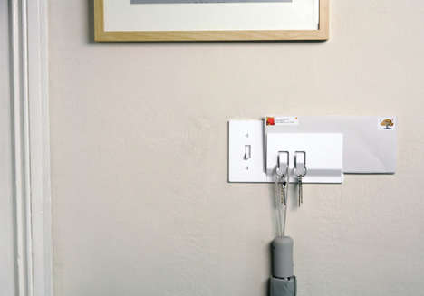 Multifunctional Switch Plates