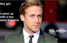 Foreign Policy Hunk Blogs - The IR Ryan Gosling Blog Follows the International Political Scene