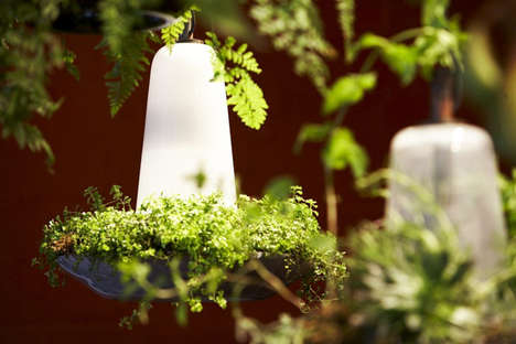 Enchanted Forest Lamps