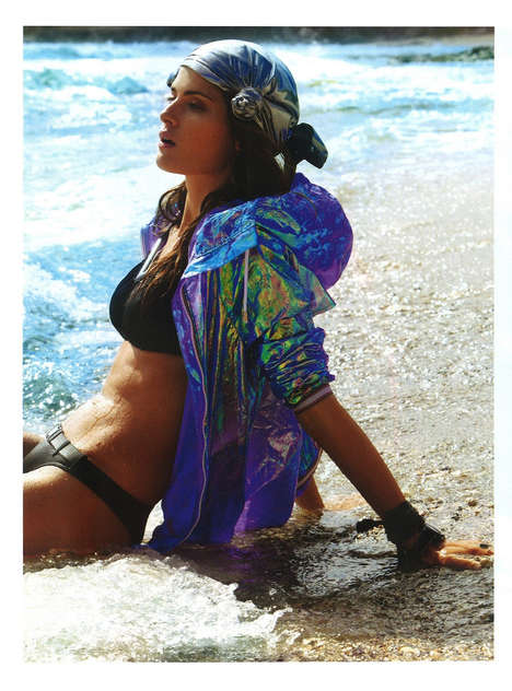 Vibrant Gypsy Swimsuit Fashion