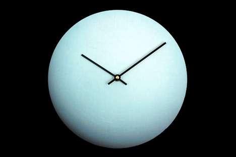 Minimalist Planetary Time-Tellers