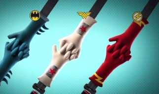 Superhero Seat Belt Covers