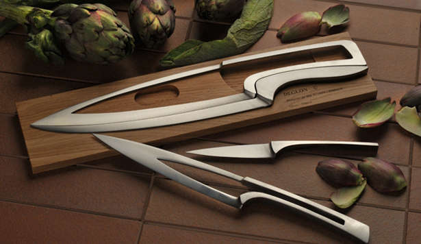 21 Unusual Knife Sets