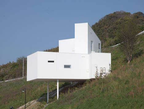 Cantilever-Inspired Homes