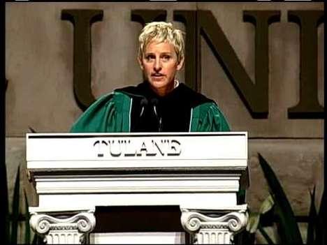 Ellen Degeneres Keynote Speaker