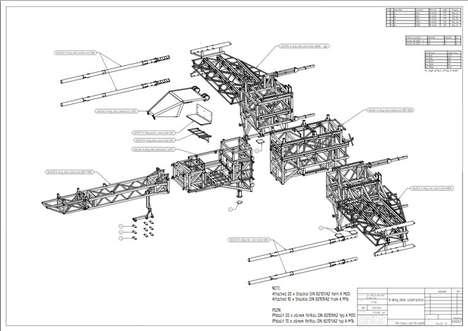 Sci-Fi Building-Block Installations