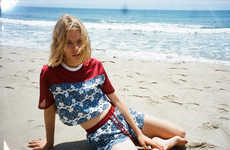 Paisley-Patterned Tomboy Apparel - Urban Outfitters is Creating a Fun Tomboy Collection