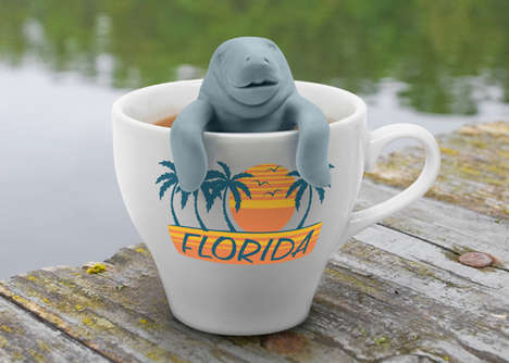 Marine Mammal Tea Accessories