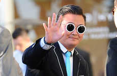 High-End Imposter Pranks - A Psy Impersonator Tricked the Organizers of Cannes Film Festival 2013