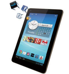 Inexpensive Luxury Tablets - The Hisense Sero 7 Pro is an Affordable High-Speed Tablet