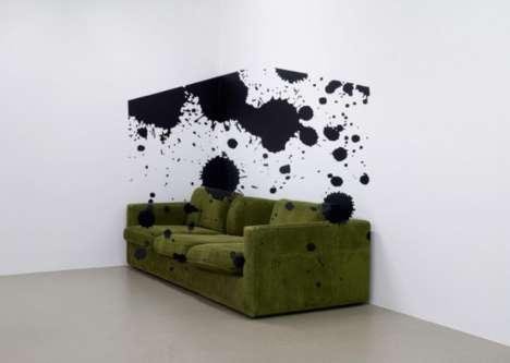 Splatter Home Decals