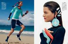 Sporty Tribal Fashion