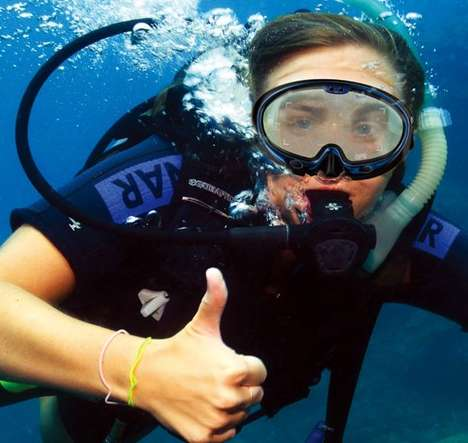 Underwater Conversation Goggles