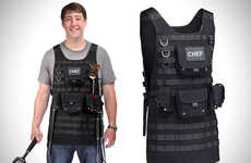 Swat Style BBQ Aprons
