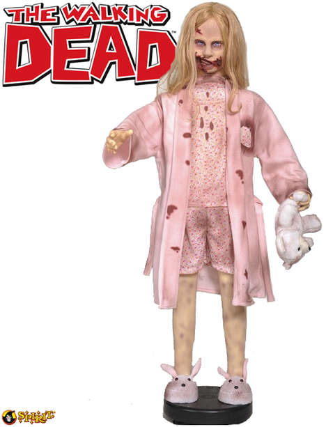 Life-Sized Zombie Dolls