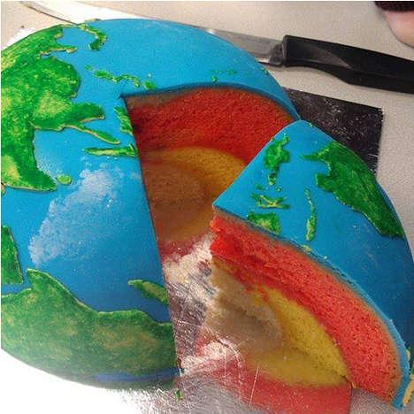 Realistic Planetary Desserts