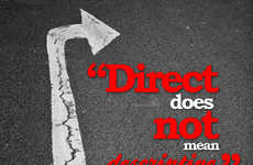 Direct Does Not Mean Descriptive