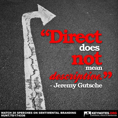 Direct Does Not Mean Descriptive