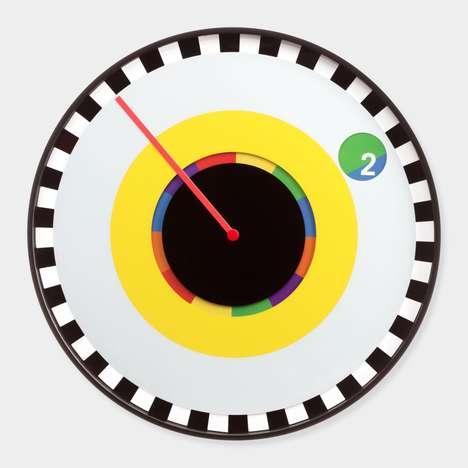 Unconventional Chromatic Clocks