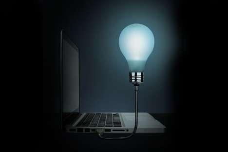 Illuminating Lightbulb Peripherals