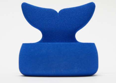 Whale Tail Loveseats