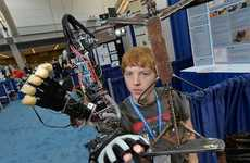 Arm-Replacing Robotic Limbs - The 'Arduino Robotic Arm' is Realistically Simulates Arm M