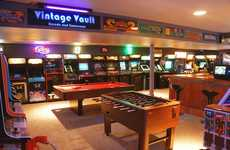 Awesome Basement Gamer Arcades - This Brilliant at Home Arcade was a Father and Son Project